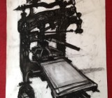 Plymouth University Print Room: The Columbian Press