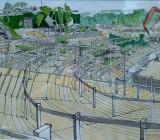 Plymouth Argyle stadium: demolition of Devonport End  (sold)