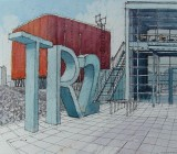 TR2 building  (sold)