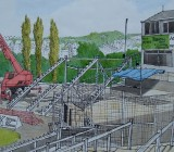 Plymouth Argyle: Stadium Re-build