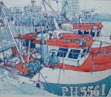 Barbican Fishing Boats