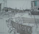 Sutton Harbour, north east quay: new BBC site