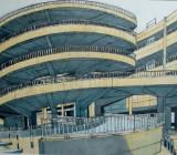 Drake Circus car park, May 2004  (sold)