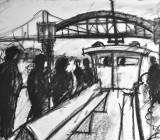 TAMARAMA  Approaching Saltash Bridges